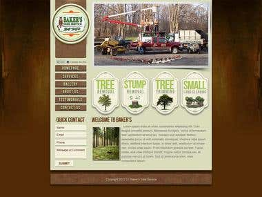 Bakers Tree Service