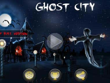 Ghost City (iOS and Android)