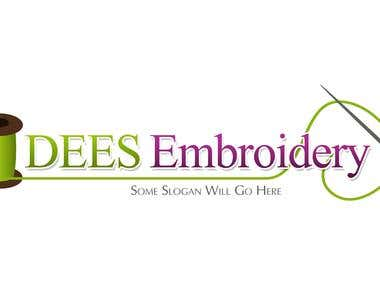 Embroider Logo