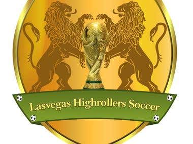lasvegas soccer Logo