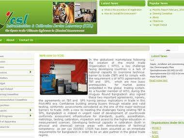 ICSL Govt Standard Labrotory