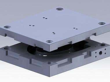 Tool for compression molding