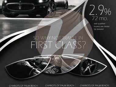 Luxury Car Dealership Campaign
