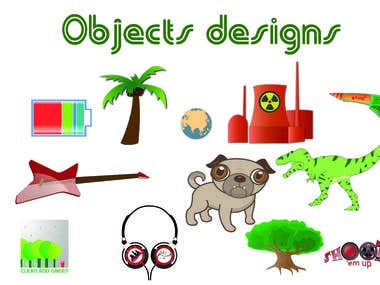 Objects designs
