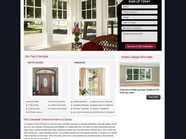 website designing and development