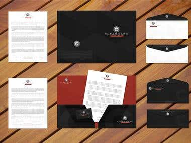 Stationary for Clear Mark Wealth Management