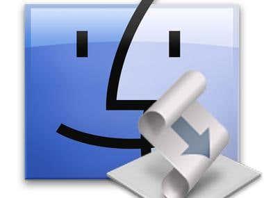 Mac scripting