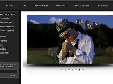 Slide Show For Website