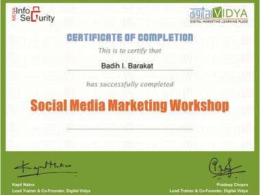 Social Media Marketing Expert