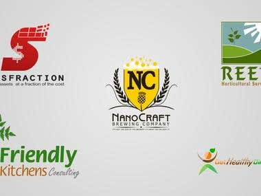 Logos  SET A