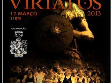 Viriatos Race Poster