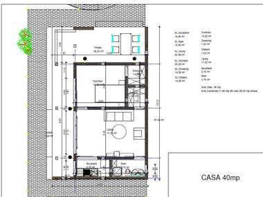 Plans, 2d drawings