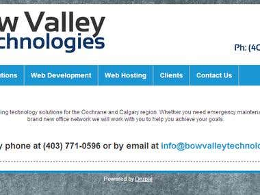 Bow Valley Technologies