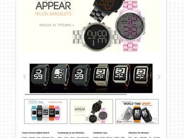 Phosphor Watches Philippines