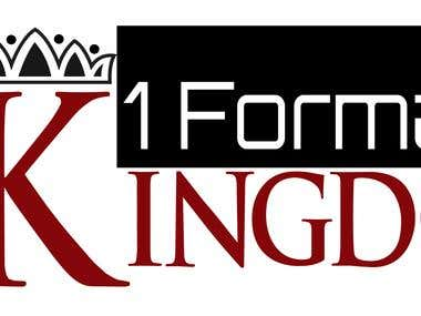 Recent Logo which we design for the 1 formation united kingd