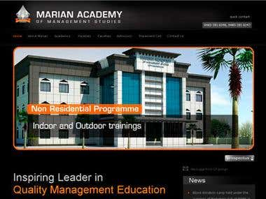 Marian Academy, India