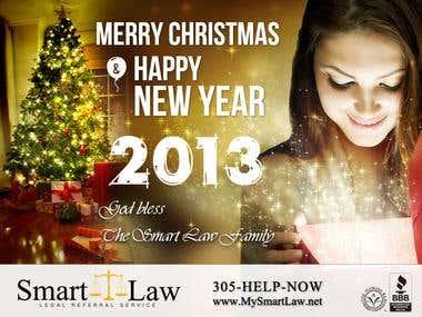 Christmas Greeting e-card