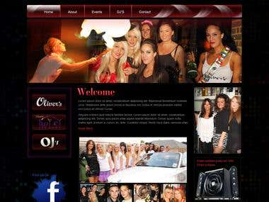 Loundge Website