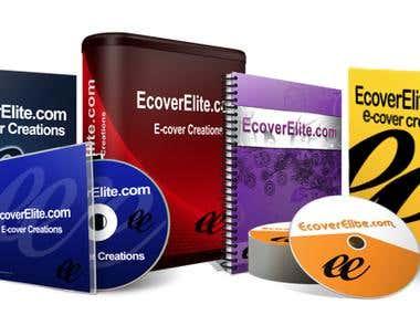 E-cover Designs