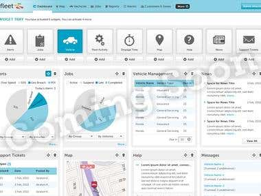 Otofleet - Fleet Management System
