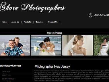 Shore Photographer
