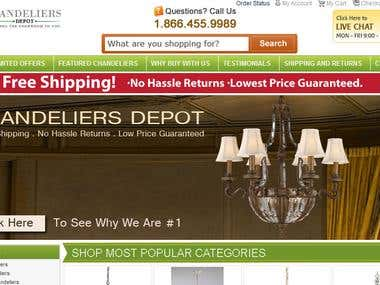 chandeliersdepot.com