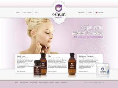 www.oshumcosmetics.com