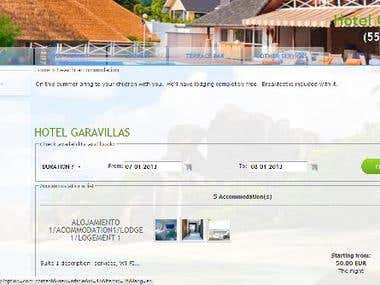 Hotel Garavillas