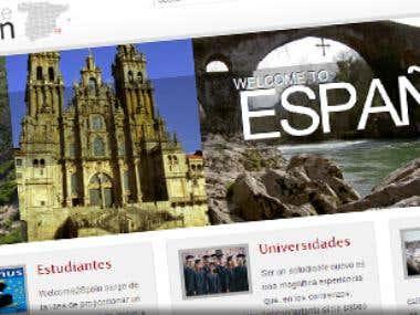 www.welcome2spain.es