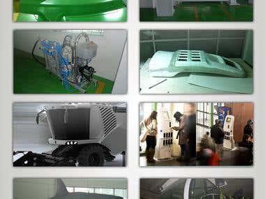 Composites Product - Design