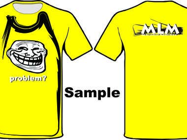 T Shirt Design & Graphic Design