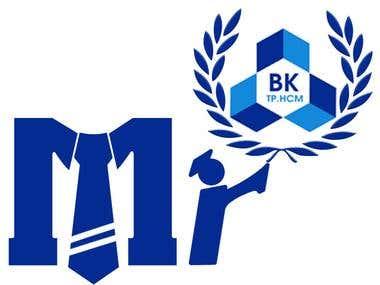 Mr.BK Logo