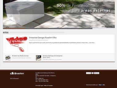 Criação Site CMS Wordpress