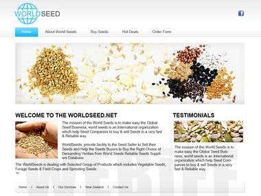 World Seeds