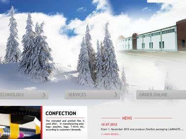 Salastar web page