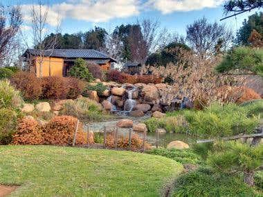 Shoyoyen Garden, Dubbo