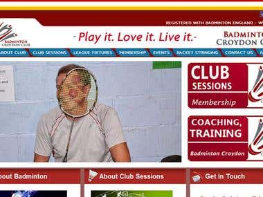 Badminton Club UK
