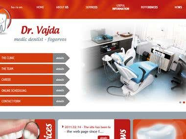 Dentist site
