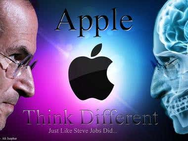A FB Cover photo for an Internatiol Apple Develper Page