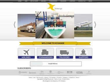 Transportation Service Website