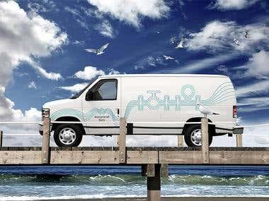 Wasserkraft Büro Corporate identity