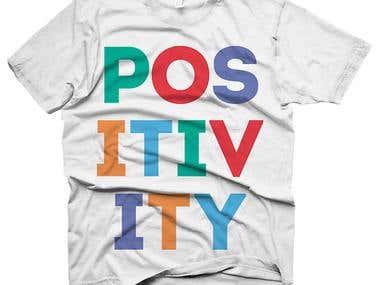 Minimal t-shirts design