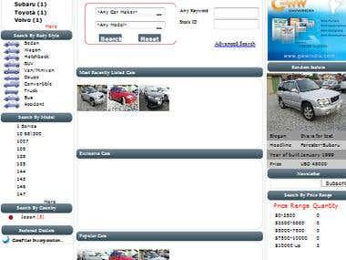 B2B Site