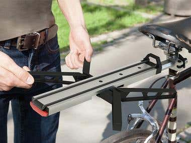 Wingspan Bike Rack