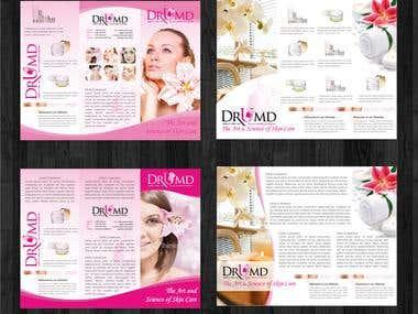Drumd Skin Care Brochure