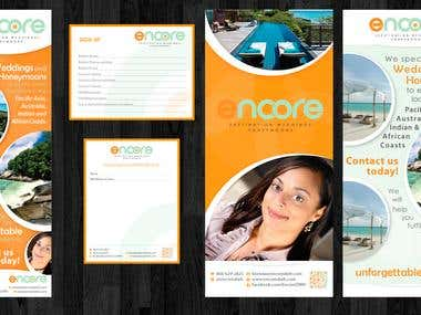 Encore Marketing Materials