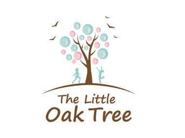 The Little Oak Tree Logo Design