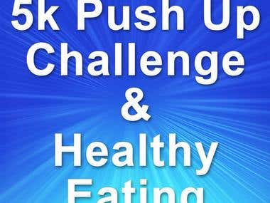 5KPushup : iOS and Android app for Health Care