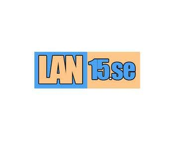 Logo design for Lan15