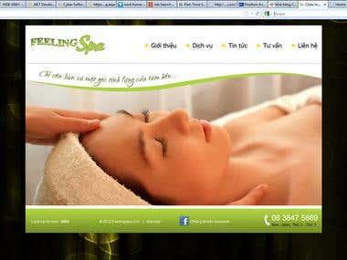 Website feelingspa